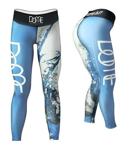 Dome Fitness Dash Turquoise