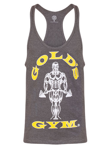 Gold's Gym Muscle Joe Premium Stringer Vest