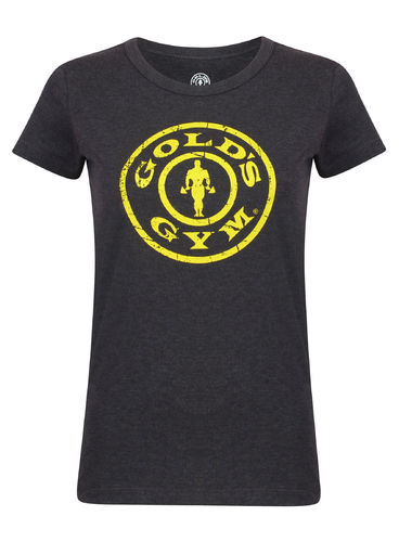 Gold's Gym Ladies Stronger Than Boys T-Shirt