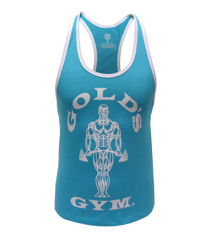 Gold's Gym Ladies Muscle Joe Stringer Vest