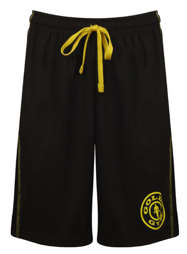 Gold's Gym Mesh Short Logo Shortsit