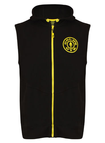 Gold's Gym Sleeveless Hoodie