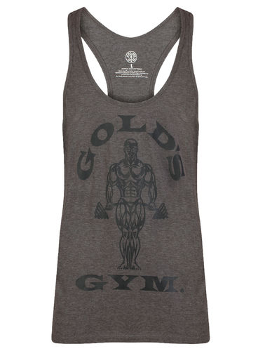 Gold's Gym Muscle Joe Tonal Stringer Vest