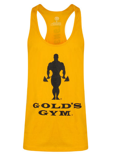 Gold's Gym Slogan Premium Vest