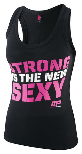 MusclePharm Strong is the new Sexy Toppi