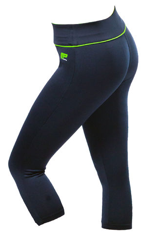 MusclePharm Capri-housut